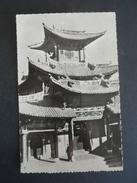 N2217 . CPSM CATHEDRALE DE TALI YUN-NAN MISSION DE BETHARRAM EN CHINE