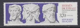 France 1988 Hermes Dicephale 1v ** Mnh (FR155K)