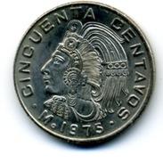 1975 50 CENTAVOS - Mexico