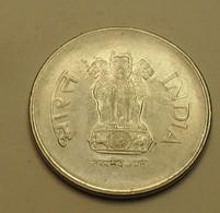 1999 - Inde République - India Republic - 1 RUPEE, Star, Hyderabad, KM 92.2 - Inde