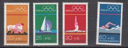 Germania Federale - 1972 - Olimpiadi **