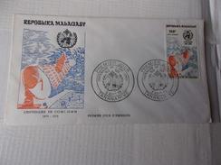 MADAGASCAR (1973) OMI OMM - Madagascar (1960-...)