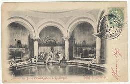 Turkey 1905 French Post In Constantinople - 1858-1921 Empire Ottoman