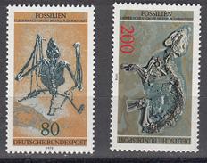 Germania Federale (1978) - Fossili **