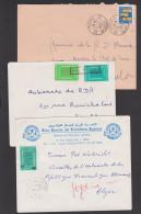 Alger Algerien Algerie Union Generale Des Travailleurs Algeriens SAIDA 3 Letters