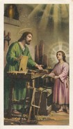 Santino -   Di San Giuseppe Patrono Dei Lavoratori. - Images Religieuses