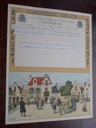 TELEGRAM Pauwels De Wachter Berchem Antwerpen / Verzonden 1948 Mertens LIER / Belgique - Belgium !! - Faire-part