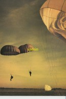 Parachutisme   Fallschirmspringen - Manovre