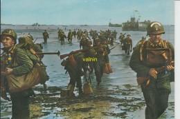 Debarquement En Normandie - Weltkrieg 1939-45