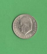 FAO Haiti 5 Centimes 1975 Duvalier - Haiti
