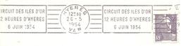 1954 Circuit Des Iles D'Or ;Hyeres
