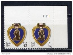 USA 2007 4271 Purple Heart