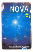 Greece TV Card Nova Irdeto - Altri