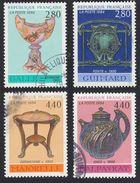 FRANCE Francia Frankreich - 1994, Série Complète Oblitérée Yvert 2854/2857.     Arts Décoratifs.
