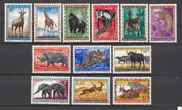 Congo Belge N° 350 à 361 **