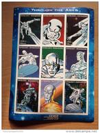Madagascar Madagaskar 1999 Silver Surfer Surfer D´argent Marvel Souvenir Sheet IMPERF Bloc Block TRES RARE !
