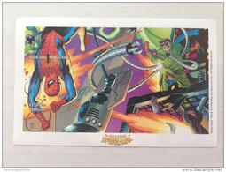 Madagascar Madagaskar 1999 Spiderman Spider Man Marvel Souvenir Sheet IMPERF Bloc Block TRES RARE !