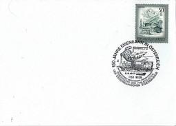 Österreich / Austria - Sonderstempel / Special Cancellation (d897)