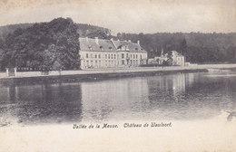 Ph-CPA Belgique Vallée De La Meuse (Namur) Château De Waulsort