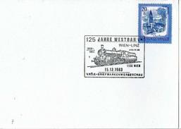 Österreich / Austria - Sonderstempel / Special Cancellation (d901)