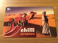 Chilli Arabien     - 5  €  Camel    / Animal  - Little Printed  -   Used Condition - Deutschland