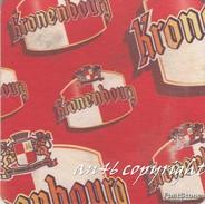 "Sottoboccale_Sottobicchiere_Coaster-Saucer-Pubblicità_Advertising-""Kronenbourg""_Biere -Bier_Beer_Cerveza_Birra- - Sotto-boccale"