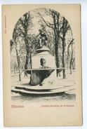 München, Loreley-Brunnen Im Hofgarten, Um 1900 - Muenchen