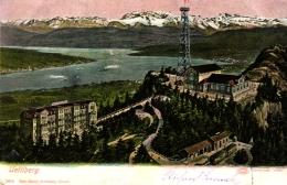 Uetliberg, 1903 Von Zürich  Nach Graz Versandt - ZH Zurich