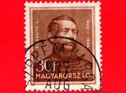 UNGHERIA - Usato - 1932 - Personalità - Lajos Kossuth (1802-1894), Politico - 30
