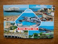 """Royaume-uni , Somerset , Weston-super-mare """" Beau Timbre """" - Weston-Super-Mare"""