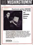 Das Musikinstrument  Frankfurt - D 21 391 E - Hohner... - Musique