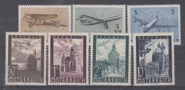 AUTRICHE - 1991 + 1001/1008 + PA 47/49 + 53 + 63/65** Cote 10,50 Euros