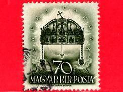 UNGHERIA - Usato - 1938 - 900° Anniversario Della Morte Di Santo Stefano - 70