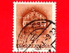 UNGHERIA - Usato - 1939 - Chiesa D' Ungheria - Corona Di Santo Stefano - Sacra Corona - 4