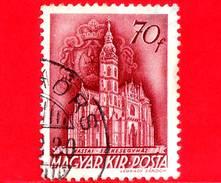 UNGHERIA - Usato - 1939 - Chiesa D'Ungheria - Cattedrale Di Cassa - 70