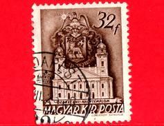 UNGHERIA - Usato - 1939 - Chiesa D'Ungheria - Reformed Church, Debrecen - 32
