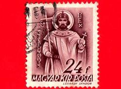 UNGHERIA - Usato - 1941 - Chiesa D'Ungheria - Santo Stefano - St. Stephen - 24