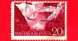 UNGHERIA - Usato - 1941 - Nascita Di Istvan Széchenyi - Narrows Of Kazan - 20