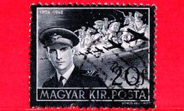UNGHERIA - Usato - 1942 - Istvan Horthy, Figlio Di Miklos Horthy - Aerei - 20