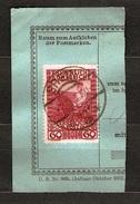 Austria Stempellot Grein ... AH402 - Gebraucht
