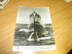 Photograph Photo WWII Deuxieme Guerre Mondiale German Navy U Boat - Documents