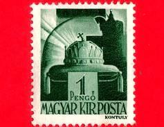 UNGHERIA - Nuovo - 1943 - Personaggi Della Storia Ungherese - Corona Di Santo Stefano - Crown - 1