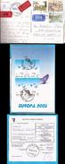 2003 301  EUROPA PLAKATKUNST SCHMETERLING CART-MAXIMUM  BOSNIA HERZEGOVINA  SELTEN  INTERESSANT