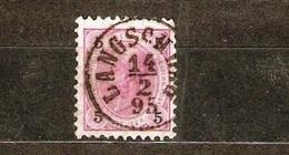 Austria Stempellot Langsch. ... P177 - 1850-1918 Empire