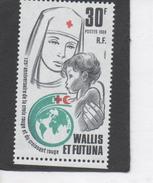 WALLIS Et FUTUNA - Croix-Rouge Et Croissant-Rouge : 125 Ans - Infirmière Et Enfant - - Wallis Y Futuna