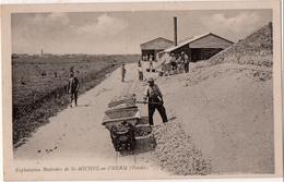 Exploitation Huitrière Des ST Michel En L Herm - Saint Michel En L'Herm