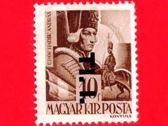 UNGHERIA - Nuovo - 1945 - Liberazione Dell'Ungheria - Conte Andras Hadik (1710-1790) - Sovrastampato 'Tl.1.  - 10