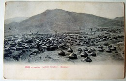 CPA-KP-PC- Erytree - COLONIA ITALIANA -- MASSAU 1908 - Erythrée