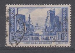 FRANCE - 261d Obli Cote 45 Euros Depart A 10%