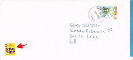 2000 ROT KREUZ GEGEN TUBERKULOSE MEDICINA  TURISMO GORAZDE A 165  BOSNIA HERZEGOVINA  SELTEN  INTERESSANT